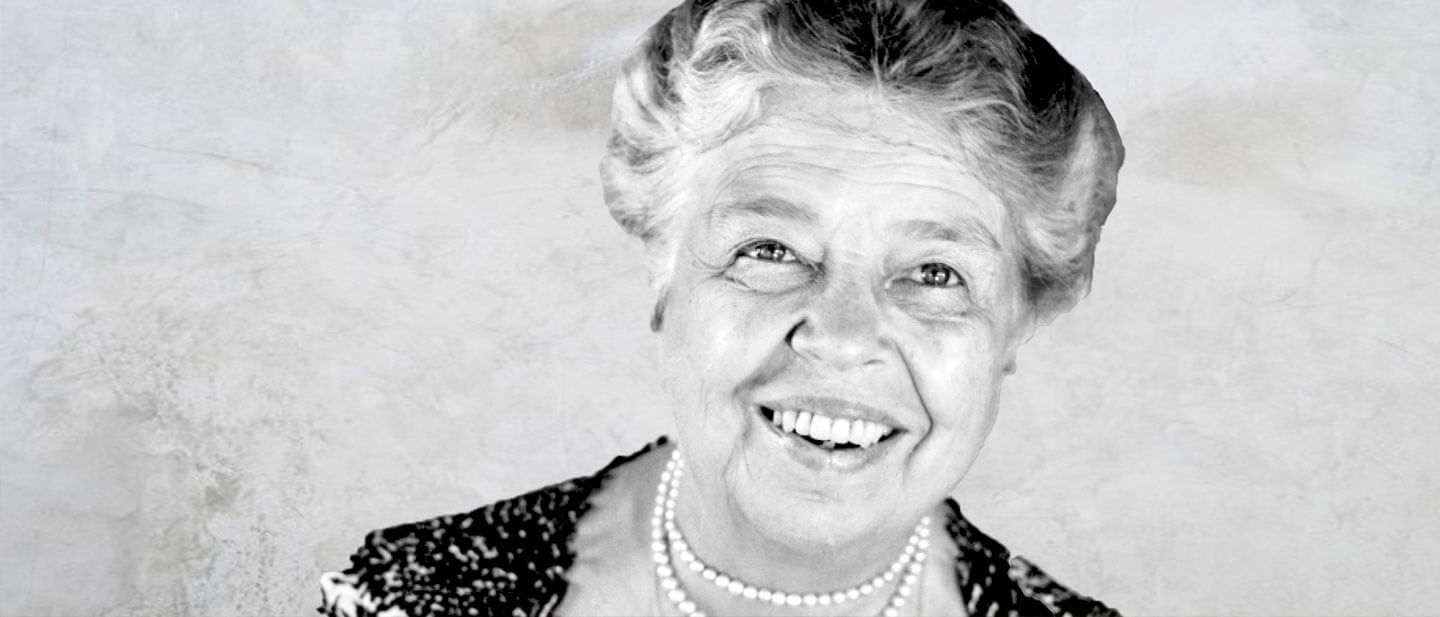 BIG THINKER: ELEANOR ROOSEVELT