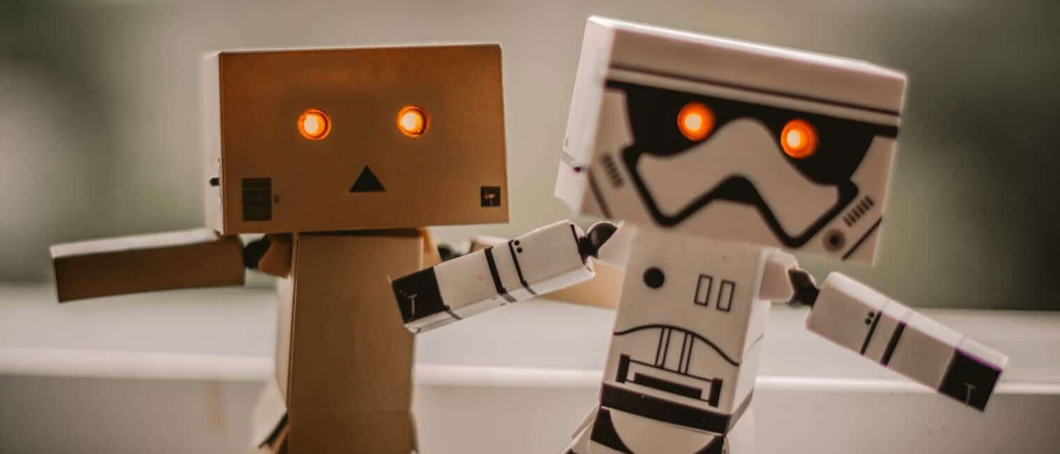 Don't harm robots